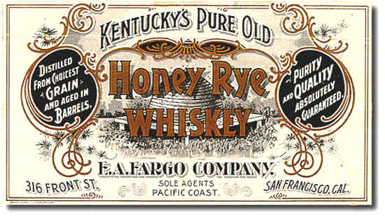Out-of-State Distillery Trademark Labels