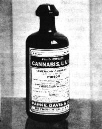 Cannabis-Tinktur